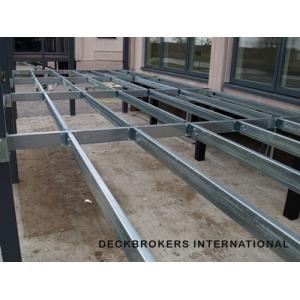 Galvanised steel sub-frame kit