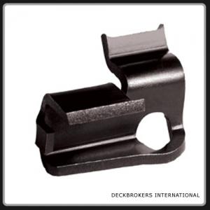Composite & Hardwood Grooved Fastener