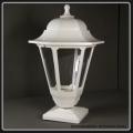 Lantern Style Balustrade Lamp
